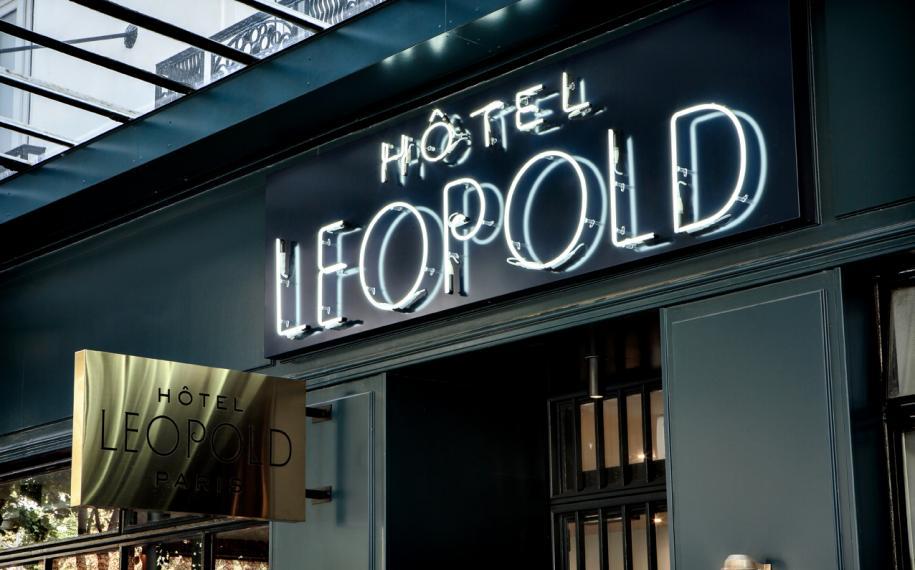 Hotel Léopold Paris - Hotel