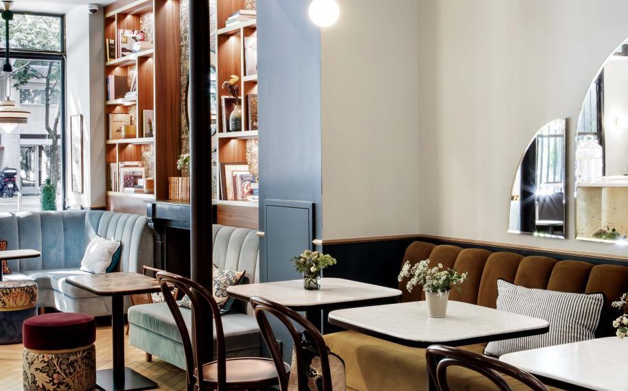 Hôtel Léopold Paris - Petit déjeuner